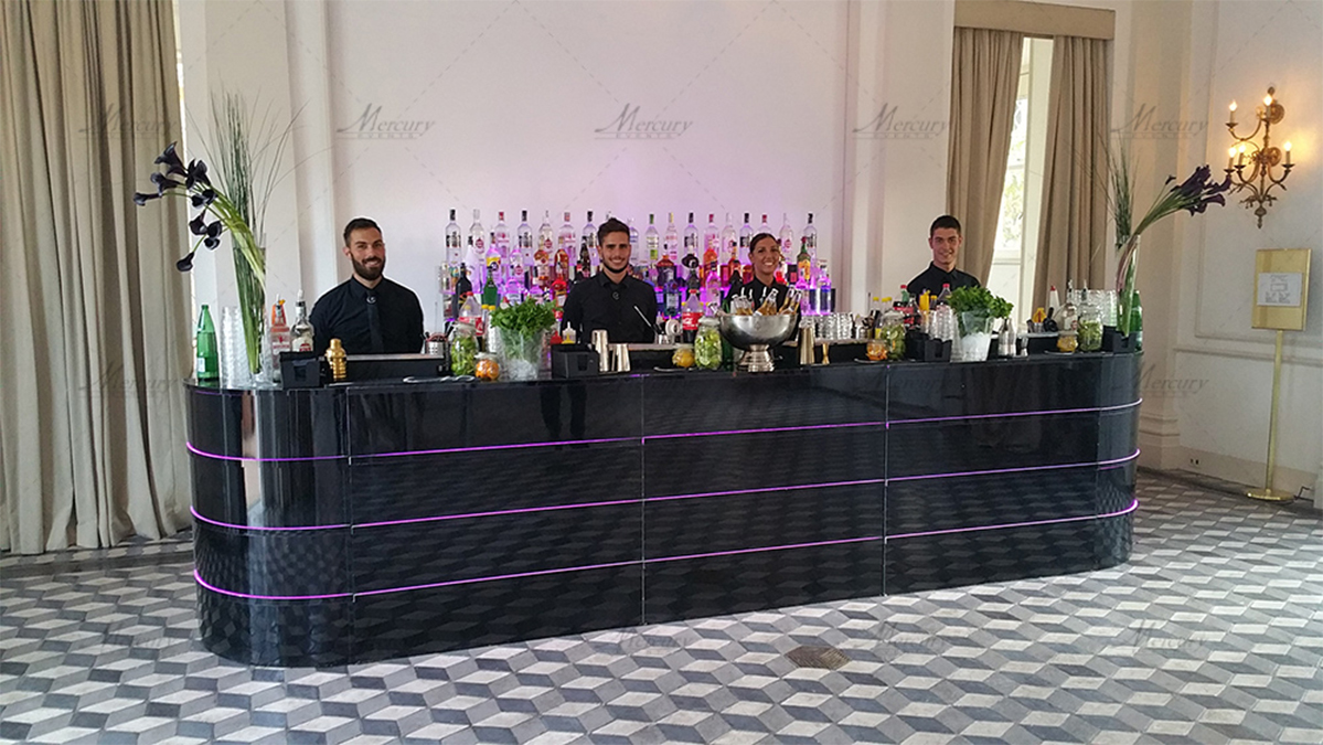 open_bar_matrimonio_black_mirror_bar_specchiato_american_bar_villa_aurelia_