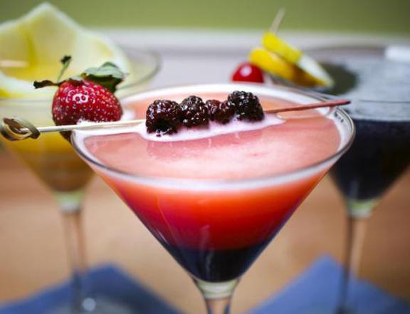 martinis-600x400 PRADA Donna, Evento Open Bar