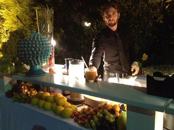 Mercury-Events-Bio-Bar-Open-catering-Roma- PRADA Donna, Evento Open Bar