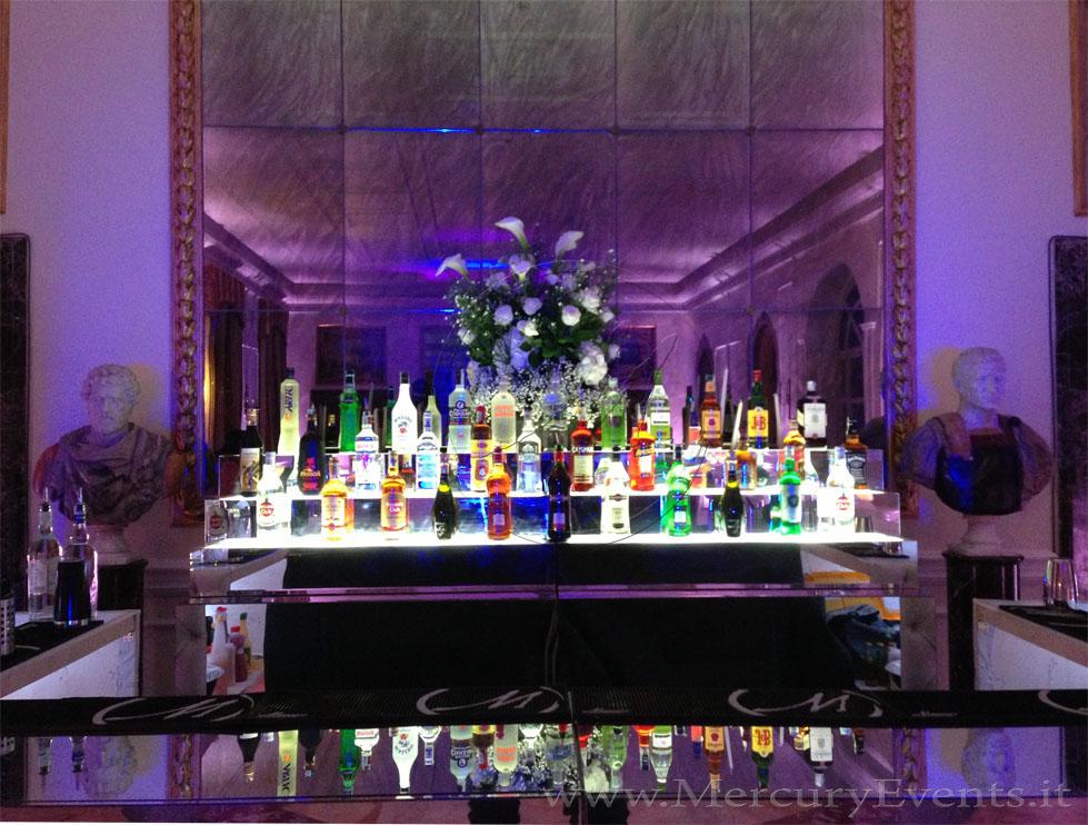 Mirror_bar_mercury_events_open_bar_roma_bancone_specchio PRADA Donna, Evento Open Bar