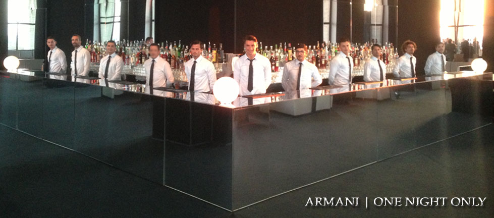 Armani Eur Mercury Events