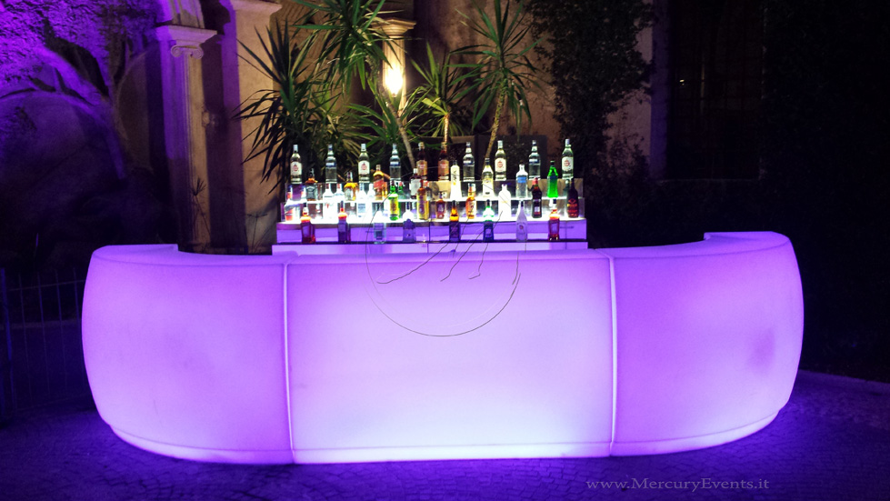 » Banconi luminosi bar