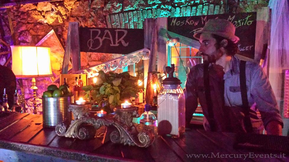 vintage bar pallets   feste open bar   Mercury Events 07