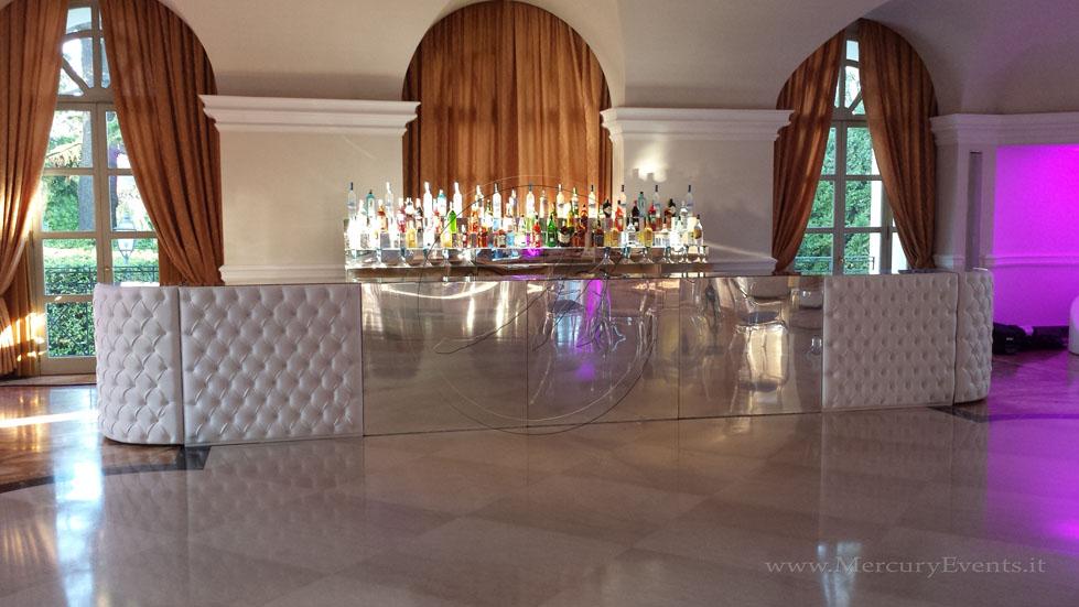 Assez Bancone bar design chesterfield capitone progettazione roma  IJ74