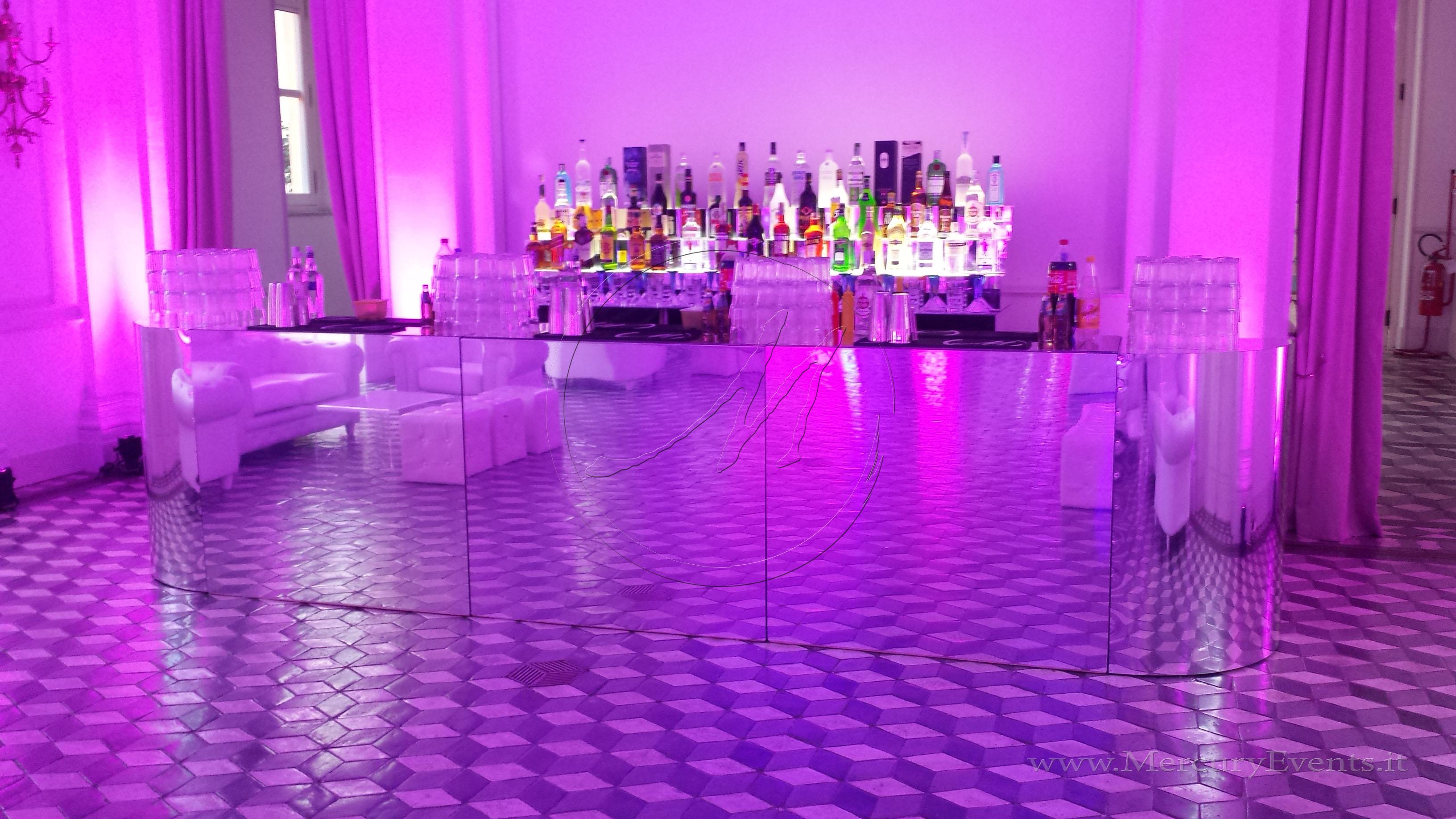 Eventi Open Bar   Mirror Bar   matrimonio Villa Aurelia   Mercury Events Roma Toscana_03
