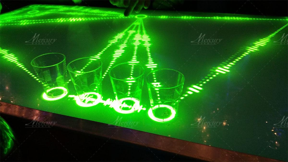 Bar Interattivo Open bar luminoso eventi luxury mercury events toscana wedding bartender_15