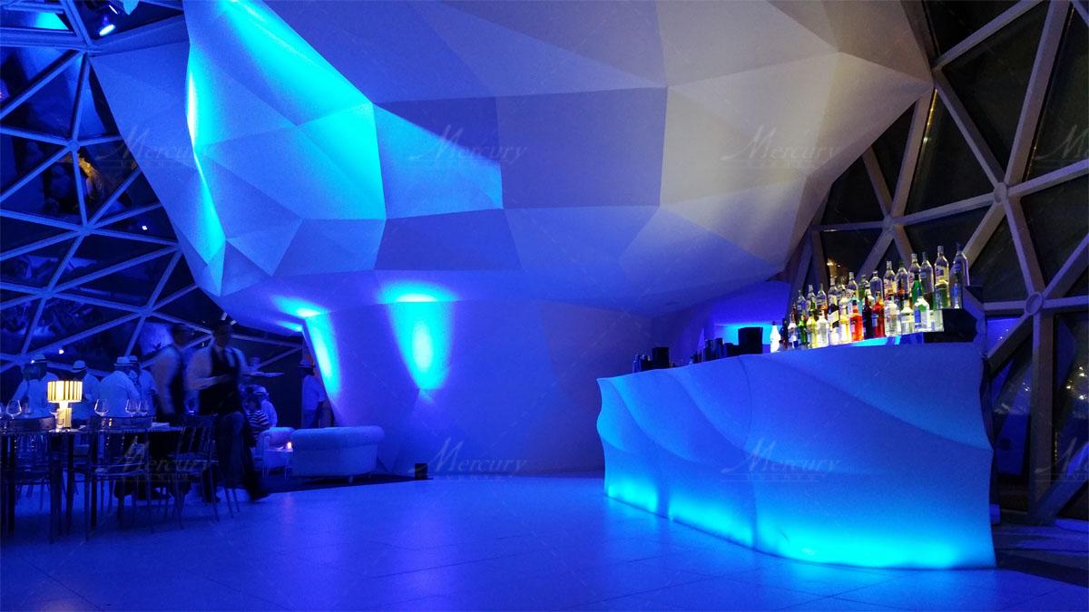 Lanterna Fuksas Roma Fashion Luxury Party Bar Bartender Open Bar Eventi Mercury Events bancone Bar _02