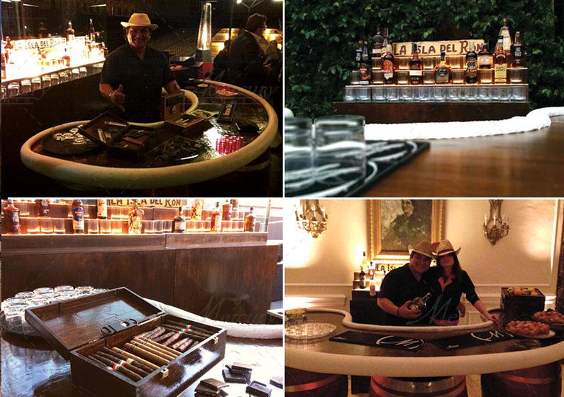 Mercury-Events-Isla-del-rona-Bar-de-caracas-matrimonio_02 PRADA Donna, Evento Open Bar
