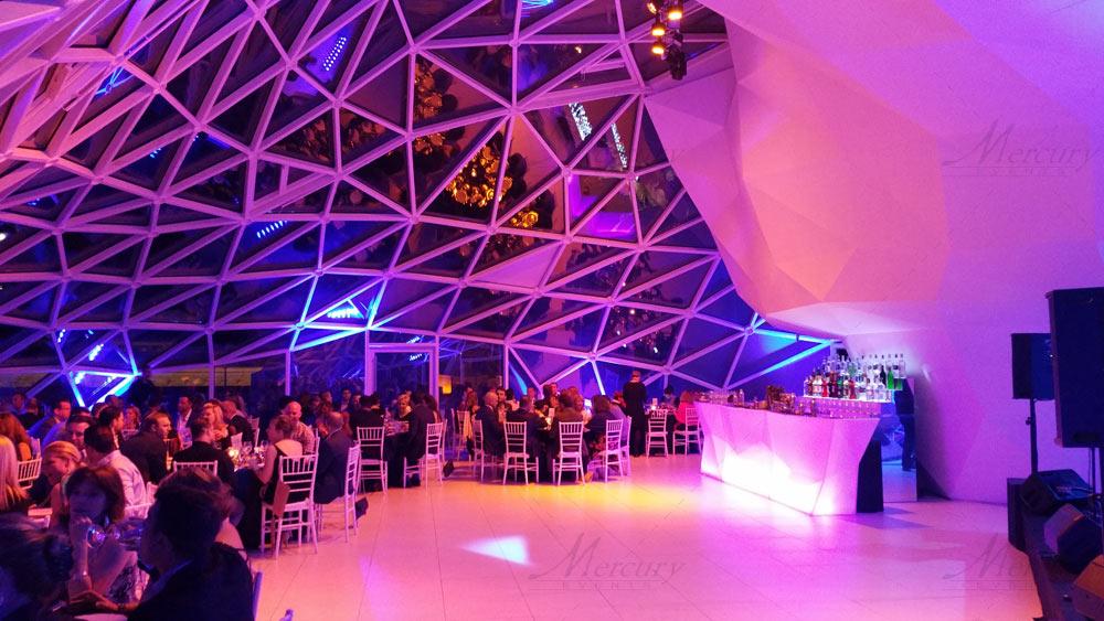 American Bar - Bancone Bar Luminoso DIAMOND
