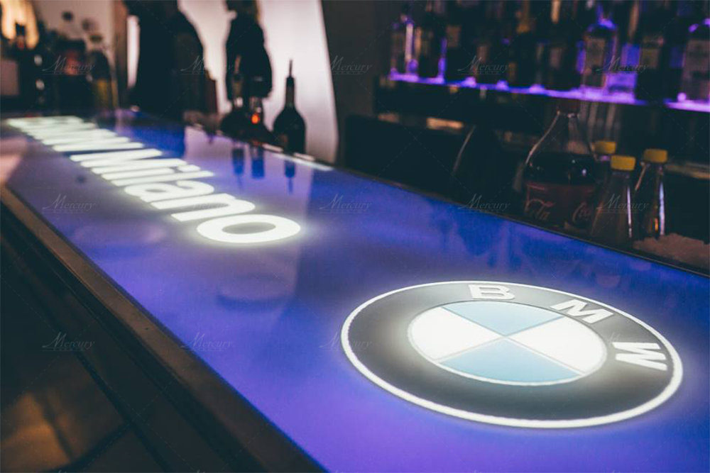 Open Bar Festa Aziendale BMW Serie 5