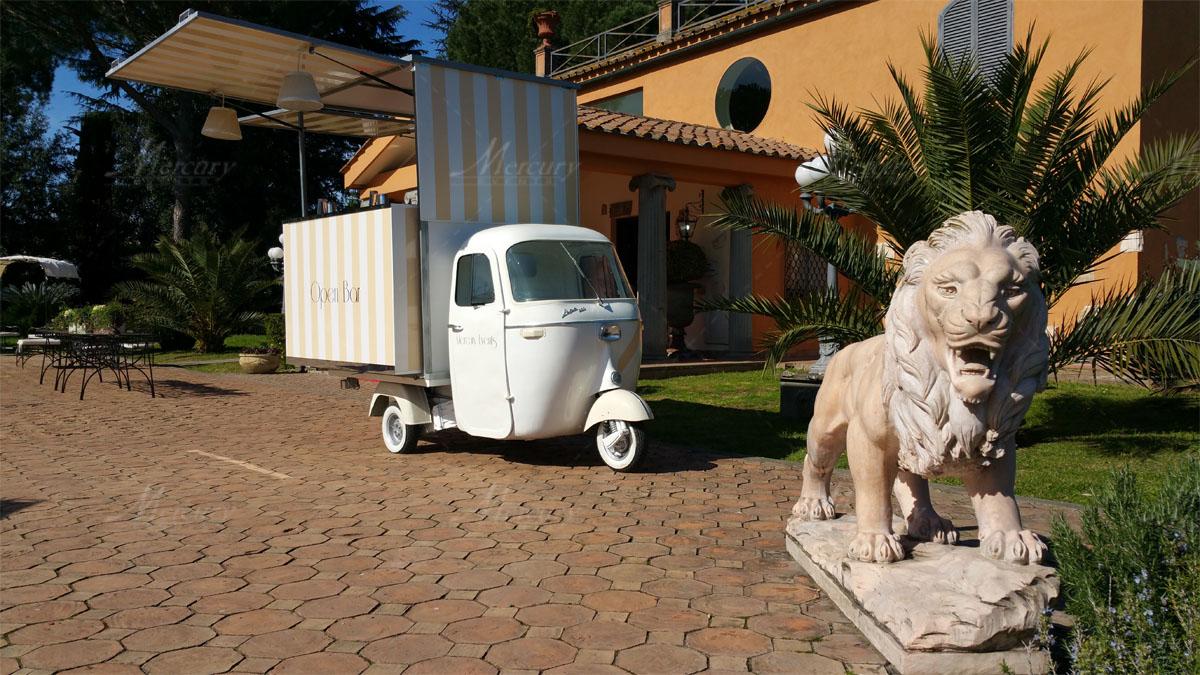 Villa dino wedding party