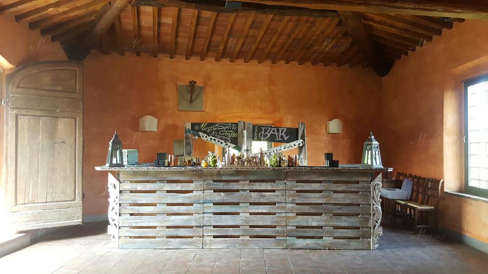 bancone bar in legno design casa creativa e mobili