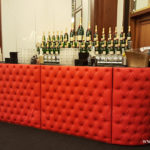 Red chesterfield bar