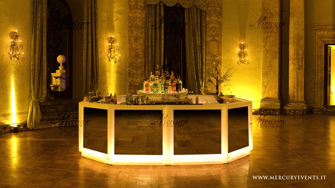 Tiffany Bar Catering