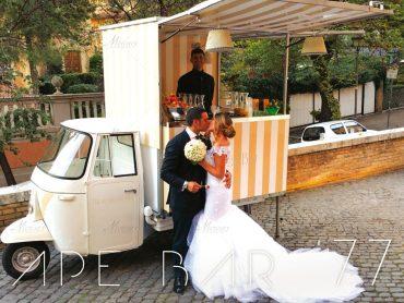 Ape per Matrimonio