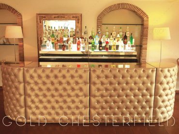 Gold Chesterfield Bar