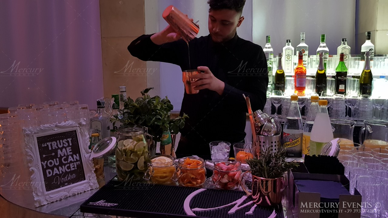 Mixology bar