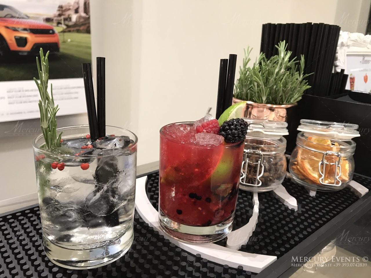 bar mixology