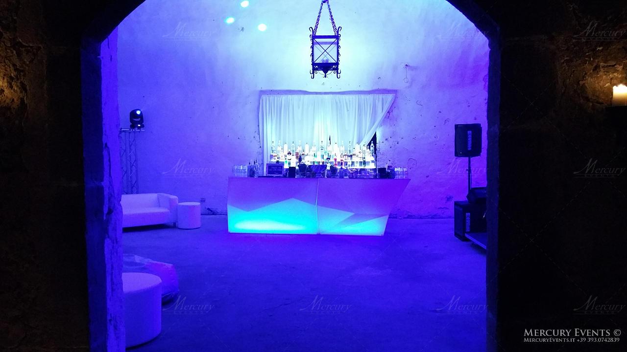 Bar Catering Wedding - Castello Odelschalchi di Bracciano
