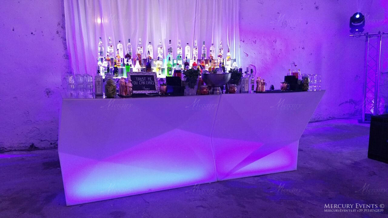 Open Bar Catering Wedding - Castello Odelschalchi di Bracciano