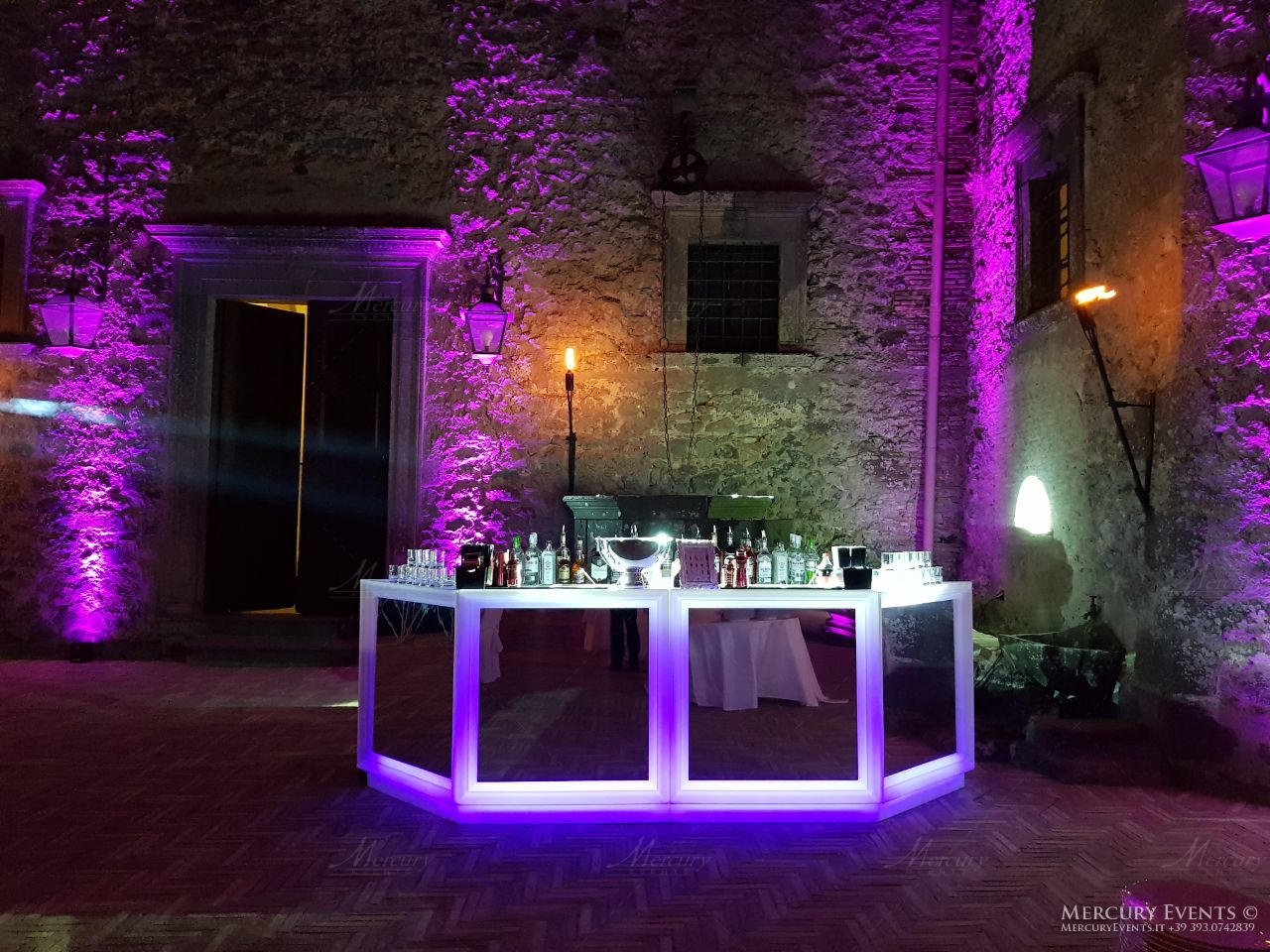 Wedding - Castello Odelschalchi di Bracciano - Mercury Events 10