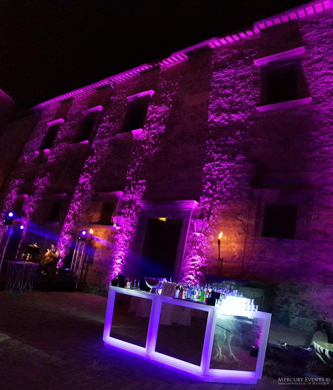 Wedding - Castello Odelschalchi di Bracciano - Mercury Events 5