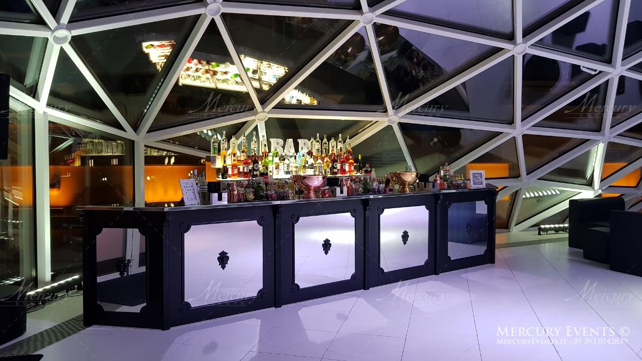 bancone bar design vintage