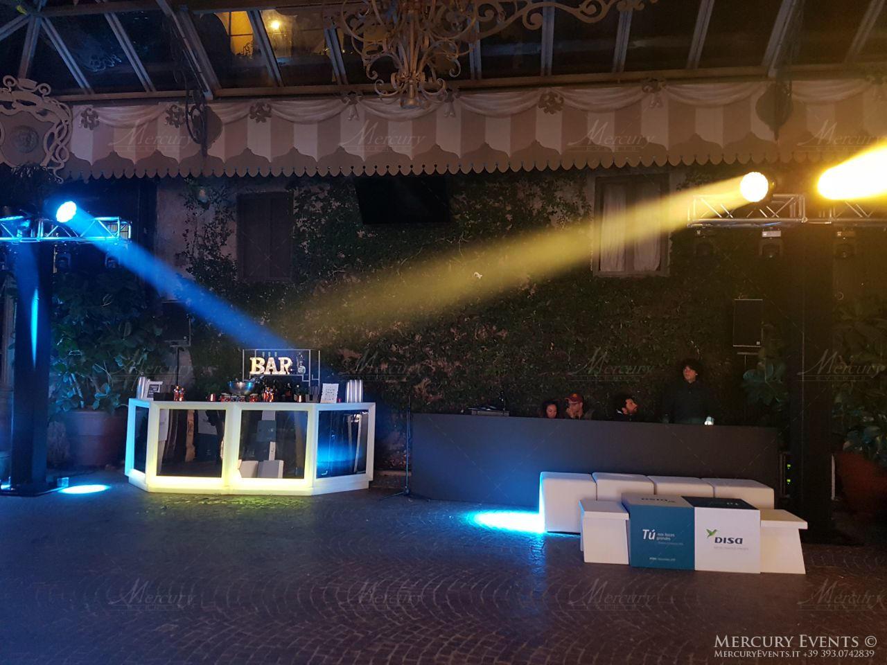 Wedding Castello di Tor Crescenza - Roma open bar
