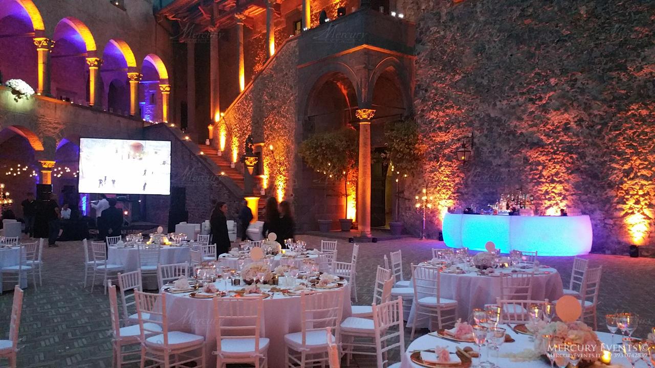 Wedding - Castello Odelschalchi