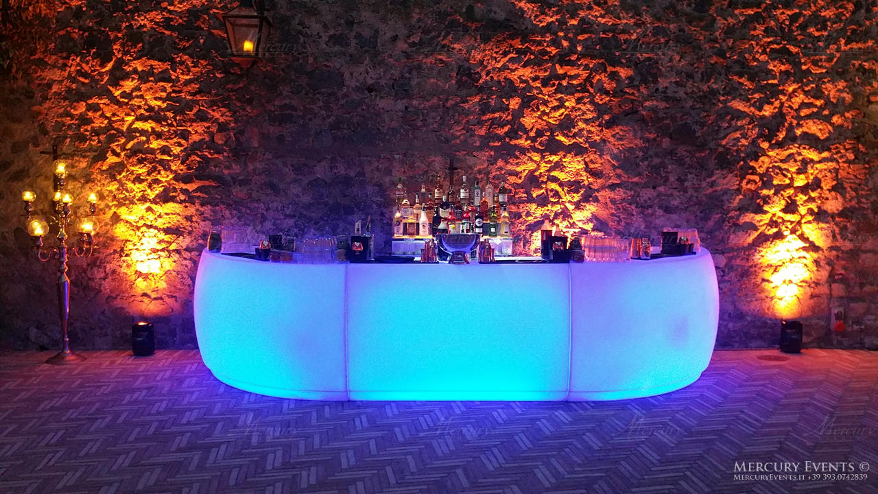 Wedding - Castello Odelschalchi evento open bar