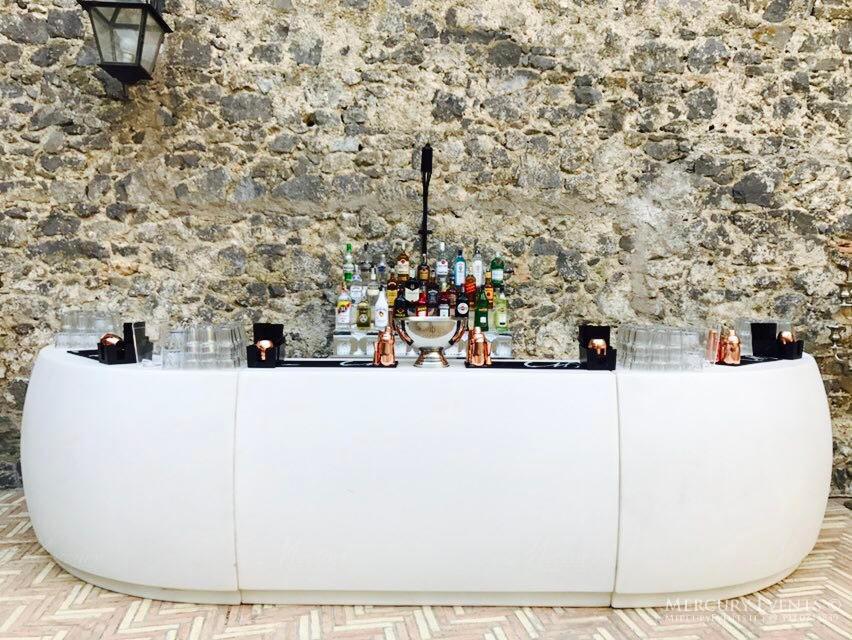 Mercury Events: Wedding - Castello Odelschalchi di Bracciano