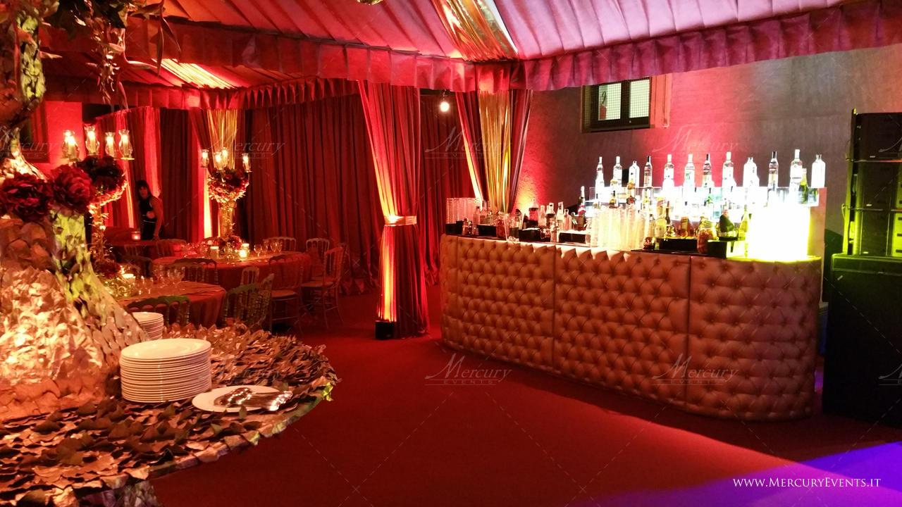 Kosher Wedding - Tempio Ebraico - Mercury Events