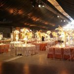 Kosher Wedding - Mercury Events: Set Antica Roma - Cinecittà