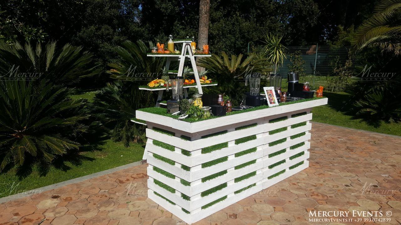 bar catering villa dino roma firenze milano bancone legno shabby mercury events 06