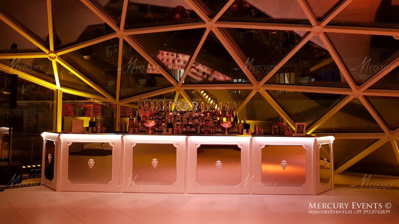 bar catering roma provenzale_cherie bancone bar legno mercury