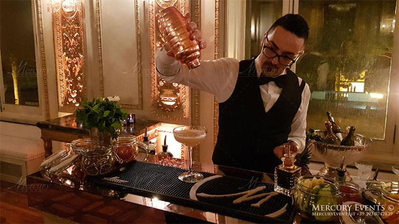 bartender mixology roma milano firenze mercury events