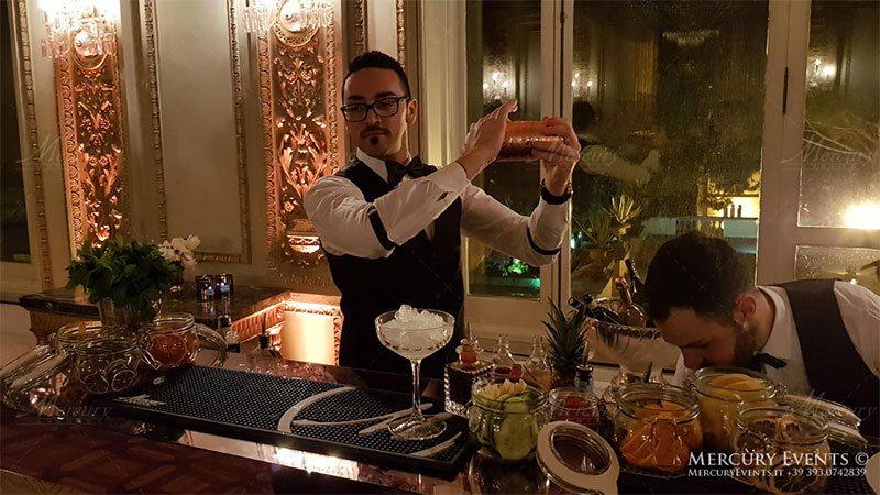 bartender mixology roma milano firenze mercury