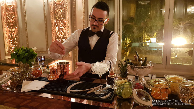 bartender mixology roma milano firenze