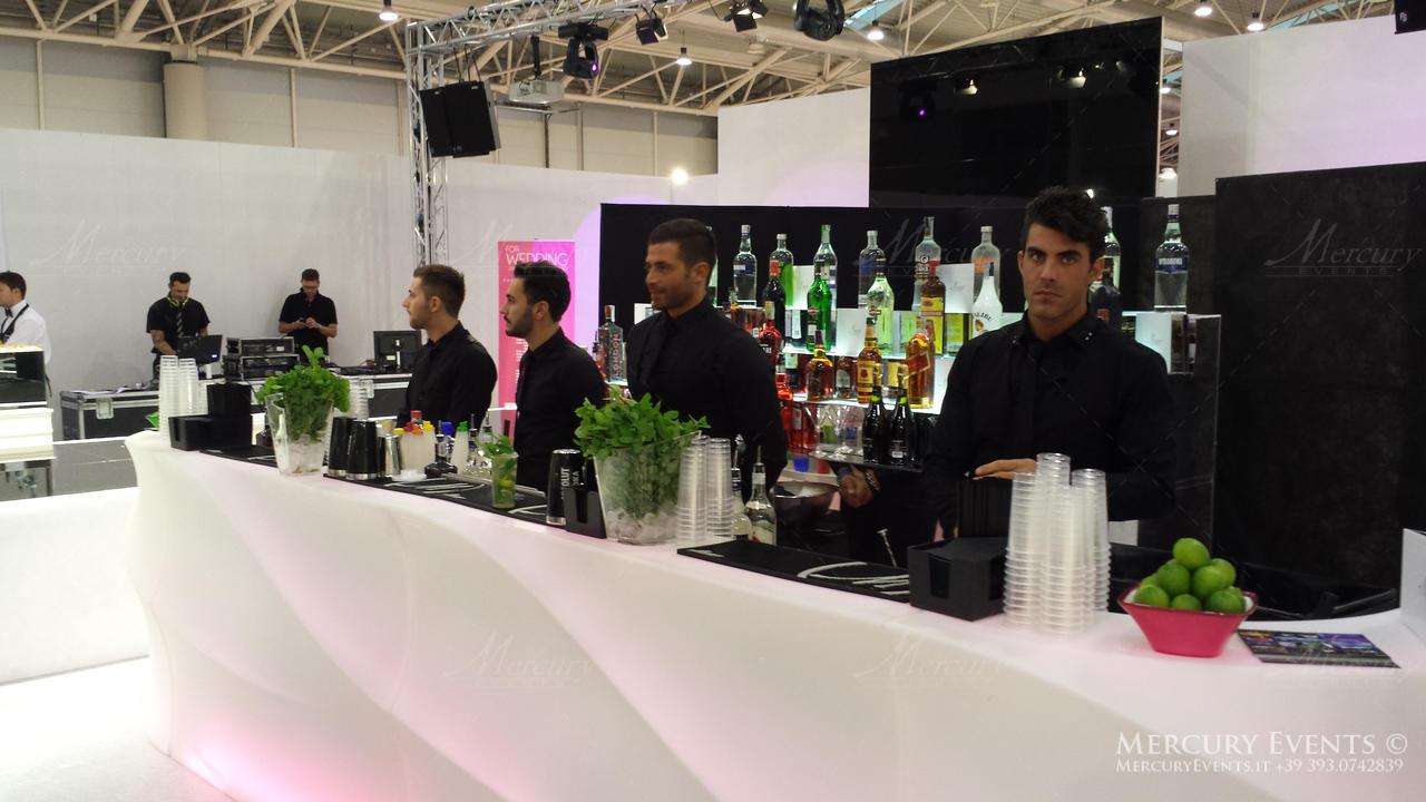 bartender eventi matrimoni roma firenze milano mercury events