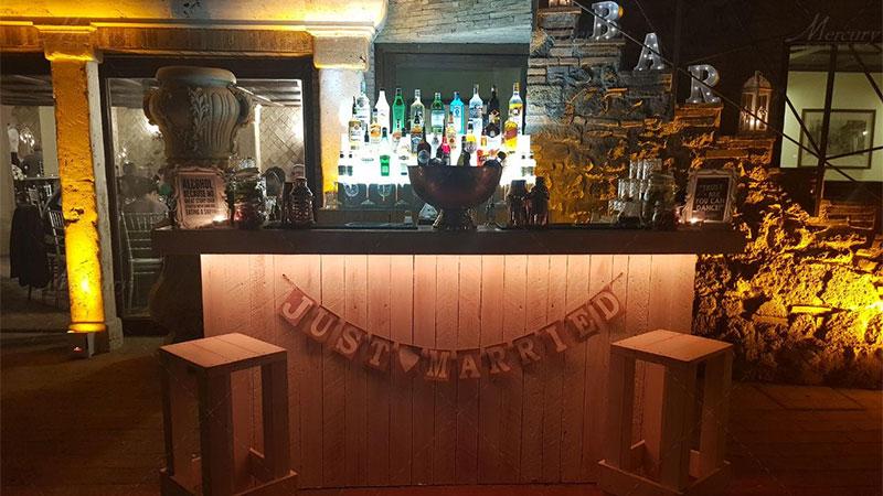borgo della merluzza ricevimenti mercury open bar catering