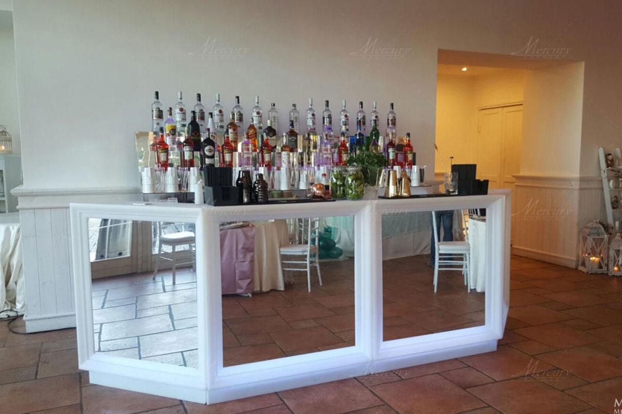 cascina spiga doro open bar catering bar design