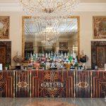 festa in stile grande gatsby bar design