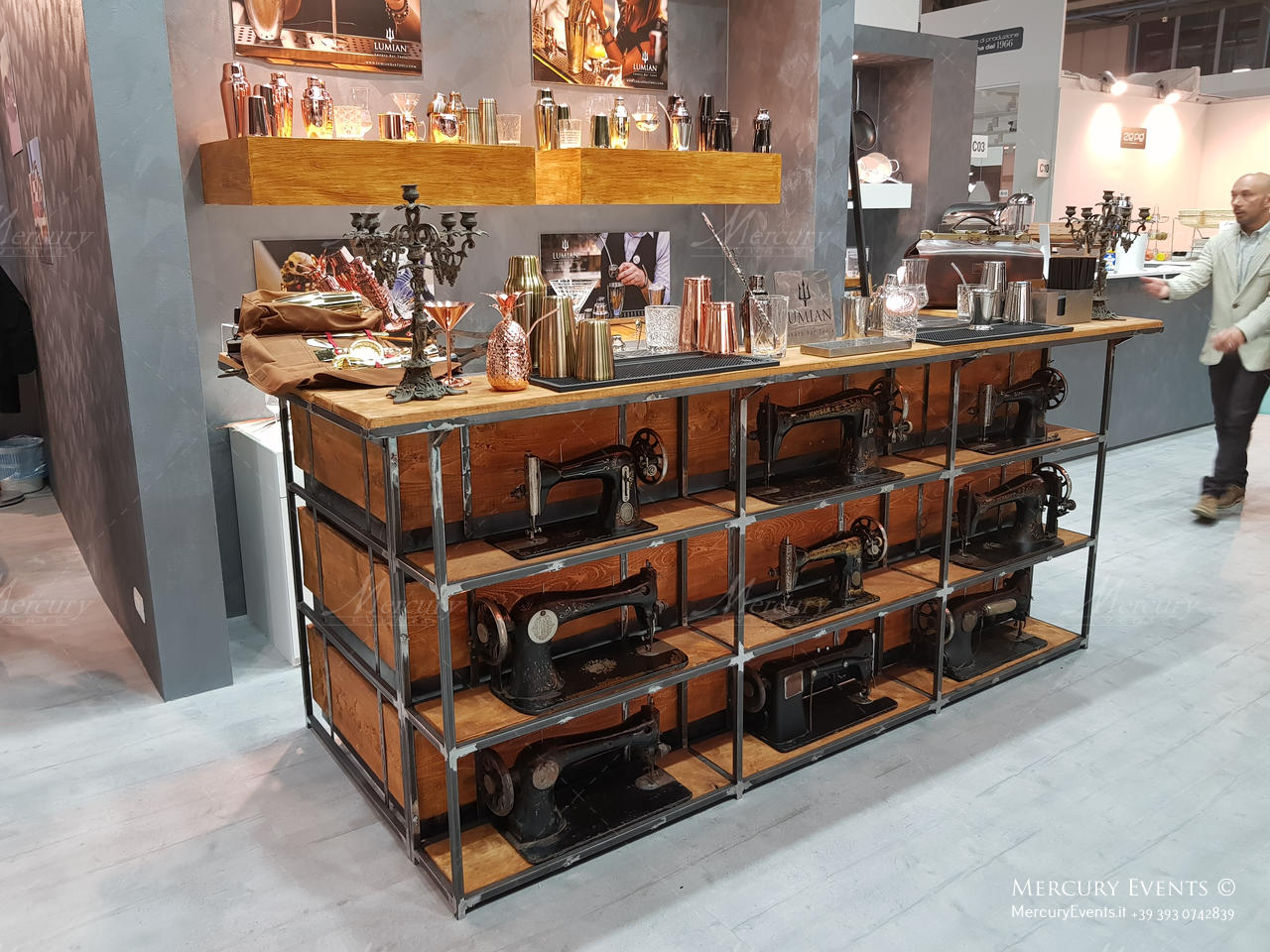 Fiera Host - Lumian & Bar Vintage