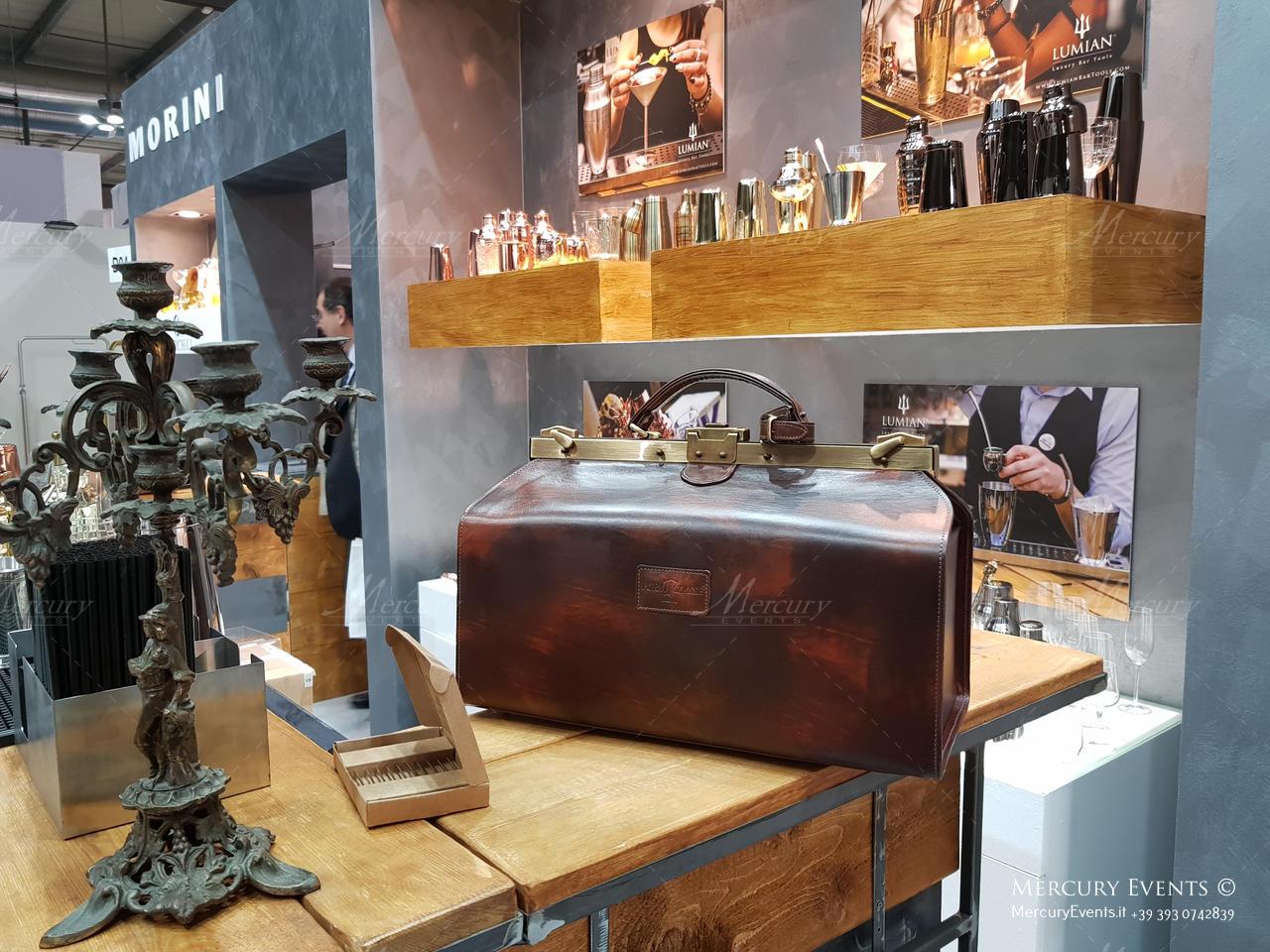 Fiera Host - Milano - Lumian: Attrezzature barman