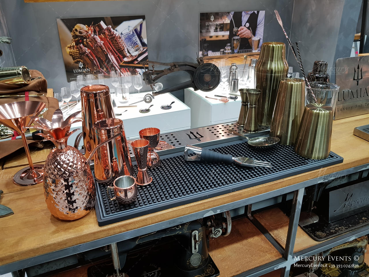 Attrezzature per Barman Lumian Bar Tools