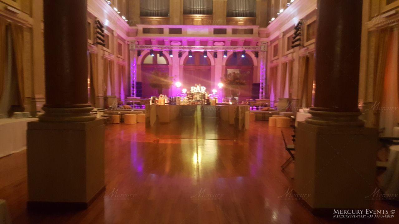 Private Party - Istituto dei Ciechi - Milano - Bar Catering Events