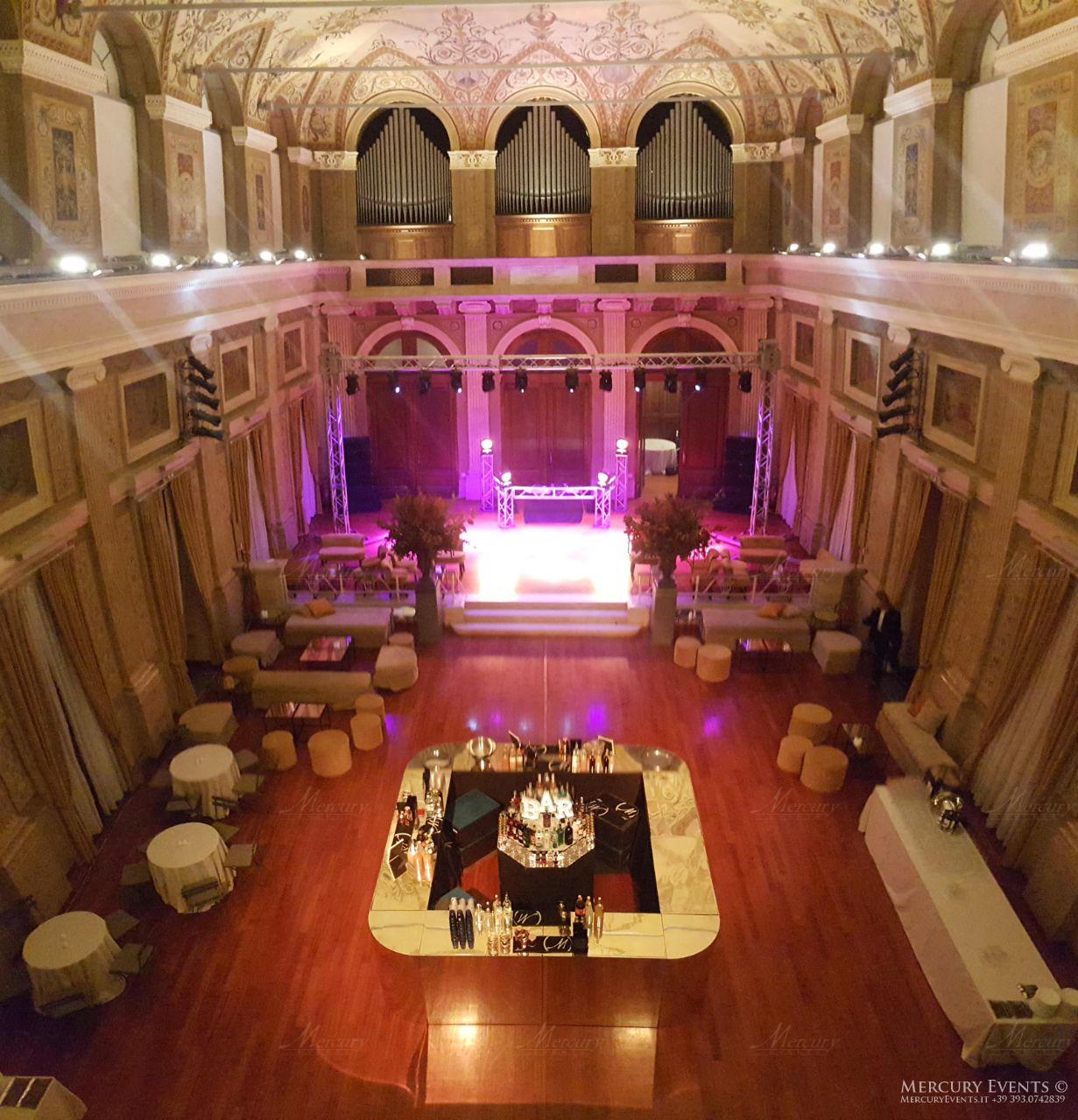 Private Party - Istituto dei Ciechi - Wedding Party Milano