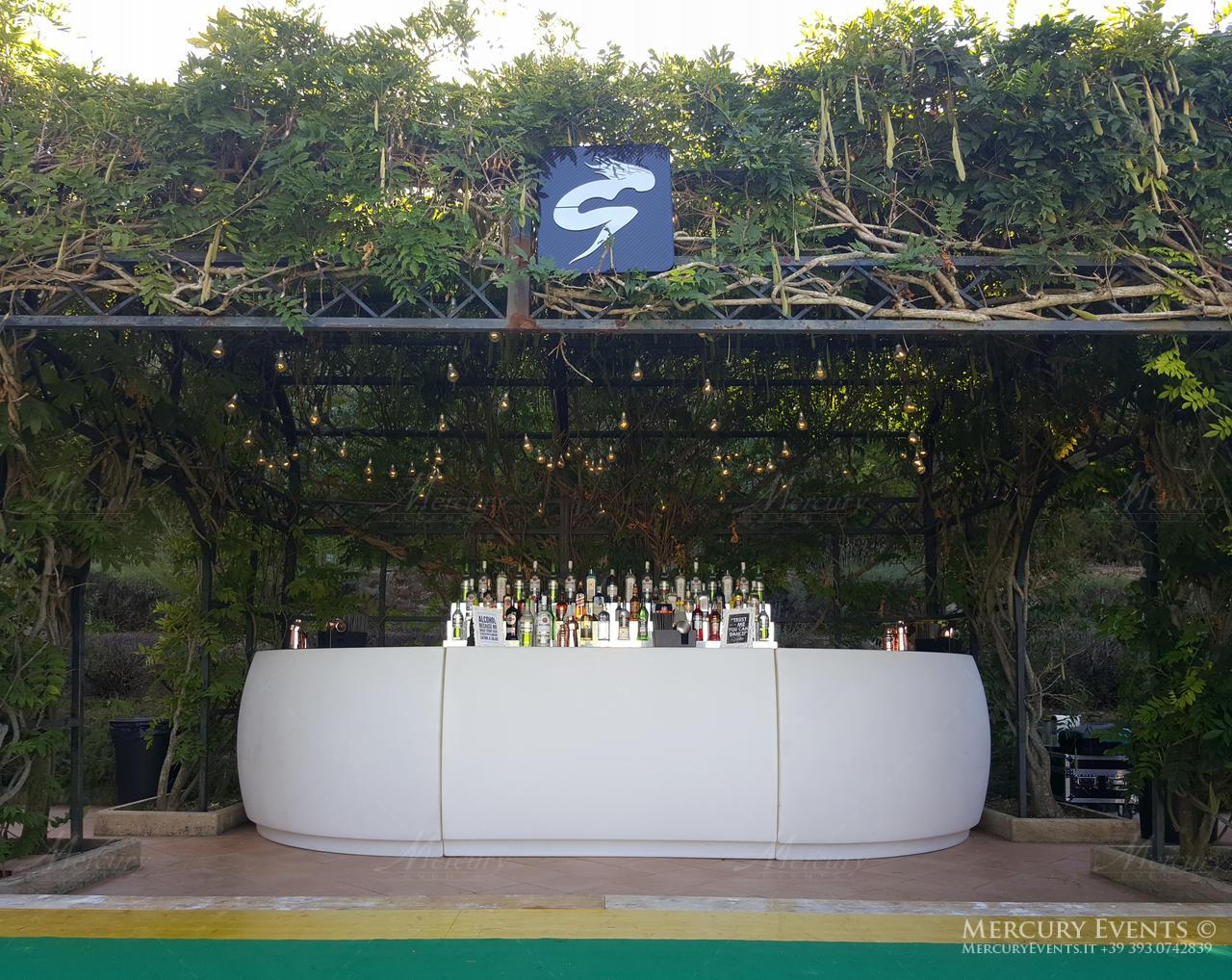 40ennale CNVA - Porto Santo Stefano: Open Bar Catering
