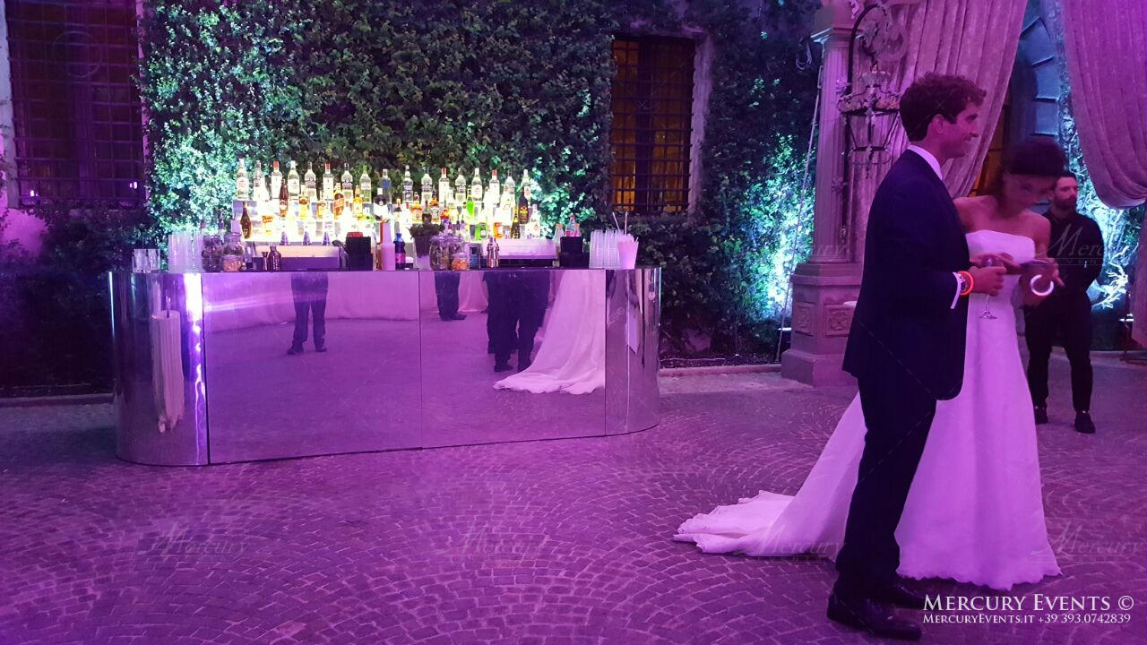 wedding day castello TorCrescenza open bar ricevimento