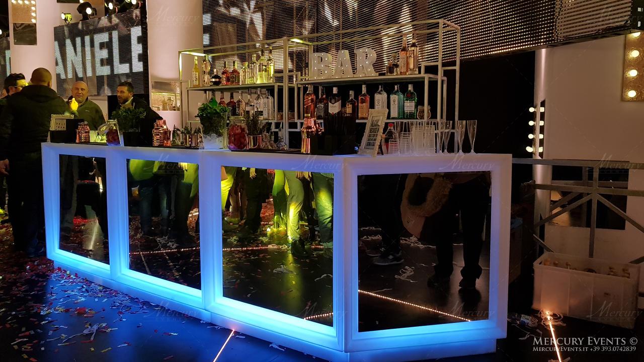 Grande Fratello Vip: Open Bar By Mercury Events
